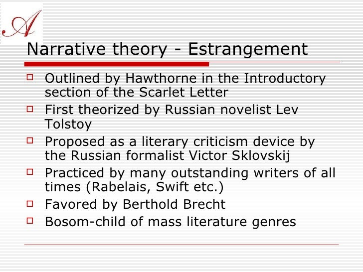 literary devices used in the scarlet letter