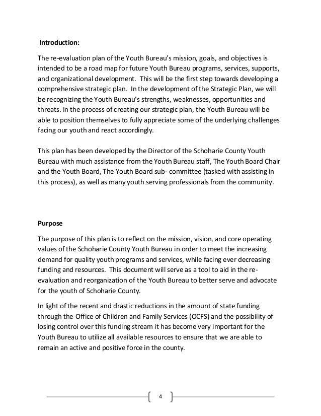 The schoharie county youth bureau mission goals 2013 for Bureau adolescent