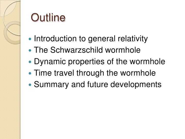 The Schwarzschild Spacetime