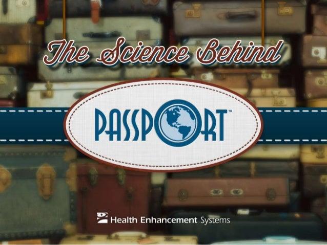 The Science Behind Passport SlideShare