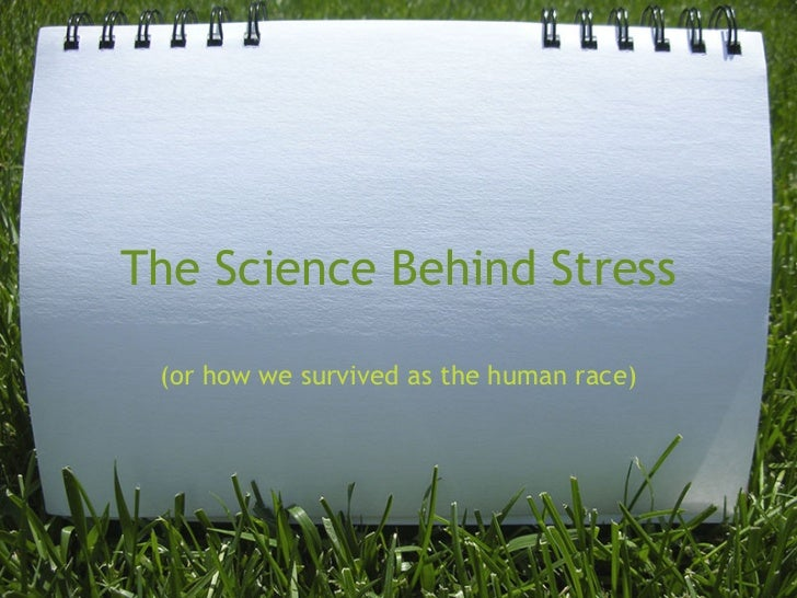 The science behind stress