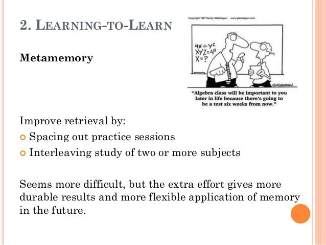 Implicit Memory Influences on Metamemory During Verbal Learning ...