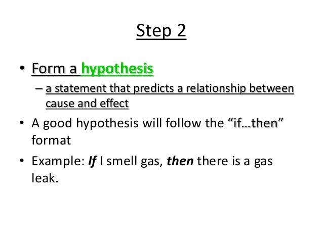 hypothesis and experimental approach Pdf version of this page the basic idea of experimental design involves formulating a question and hypothesis, testing the question, and analyzing data though the research designs available to educational researchers vary considerably, the experimental design provides a basic model for comparison as we learn new designs and techniques for.