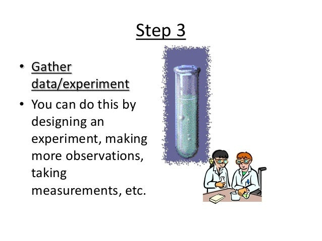 The scientific method and experimental design 9th grade biology
