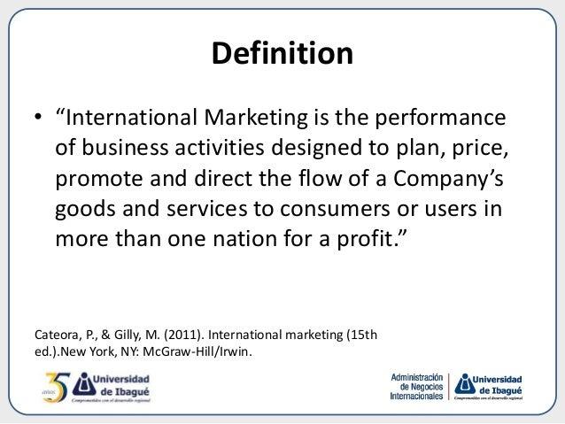 International Marketing vs Global Marketing (10 Differences)