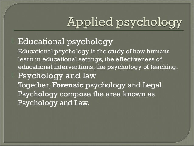 scope of educational psychology Alliant's psyd in clinical psychology in hong kong combines western and  business psychology educational  (scope), city university of hong kong,.
