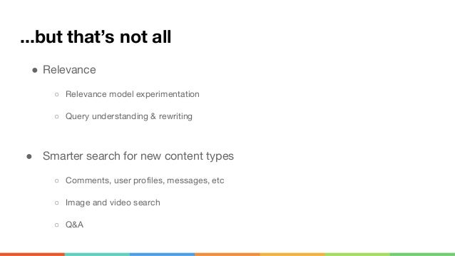 The Search for Better Search at Reddit - Nick Caldwell
