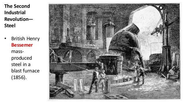 describe how the second industrial revolution The second industrial revolution marked great progress in the methods of mass production more and more industries used interchangeable parts and machine tools electric power replaced steam power in factories it was cheaper, faster, and more flexible.