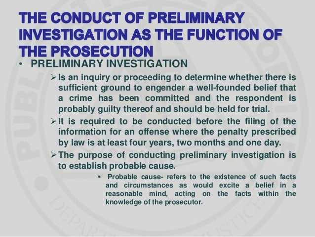 Philippine Criminal Justice System