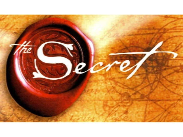 "What is the secret? The great secret of life is the "" Law of Attraction"""