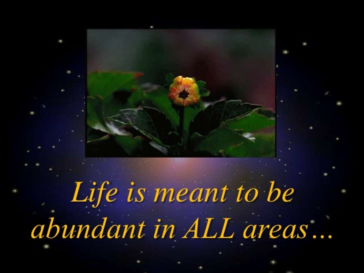 """""""See yourself       living in abundance and you   will attract it. It  always works, it  works every time with every perso..."""