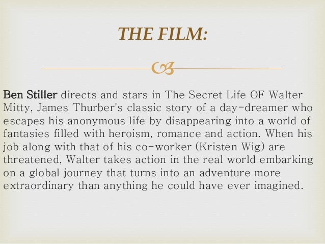 the secret life of walter mitty the secret life of walter mitty 2 the