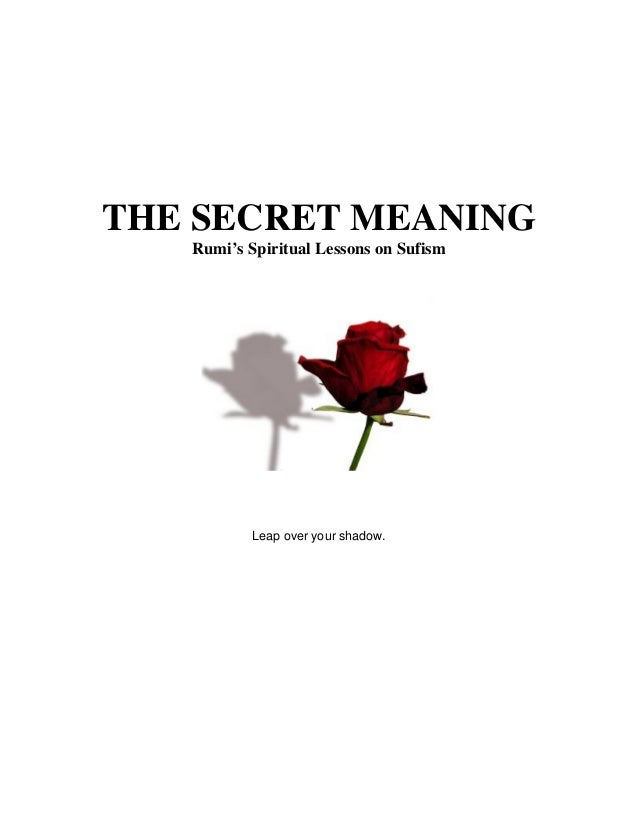The Secret Meaning
