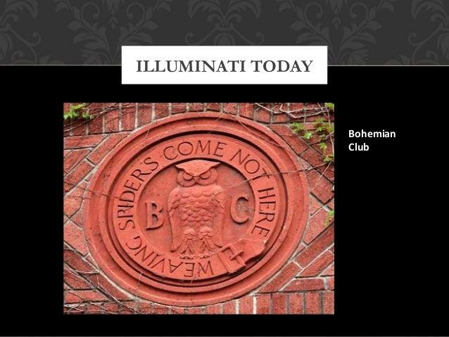 ILLUMINATI TODAYBohemianClub