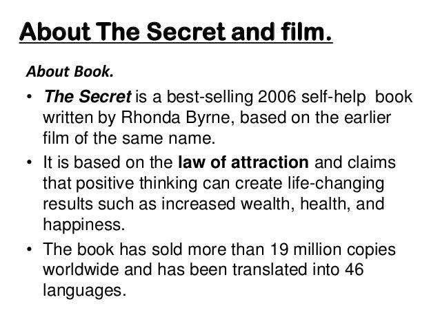 The secret ppt