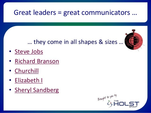 Leader Communication Skills (T) (4) - RapidStart Leadership |Leadership Communication Skills
