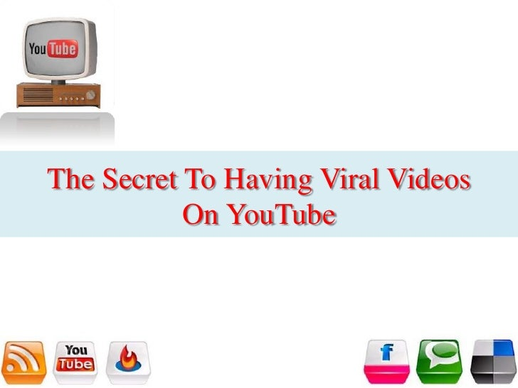 The Secret To Having Viral Videos On YouTube<br />