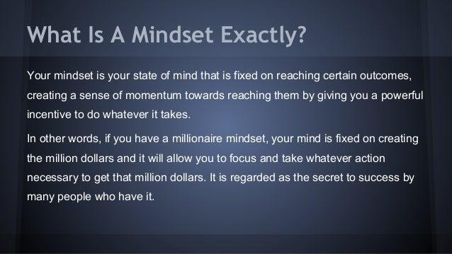 secret of the millionaire mind pdf download