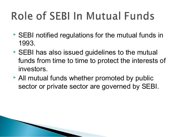 sebi regulations and guidelines to investors Sebi invites refund claims from pacl investors  sebi has cautioned investors against parting their  updated to align with the new data regulations in.