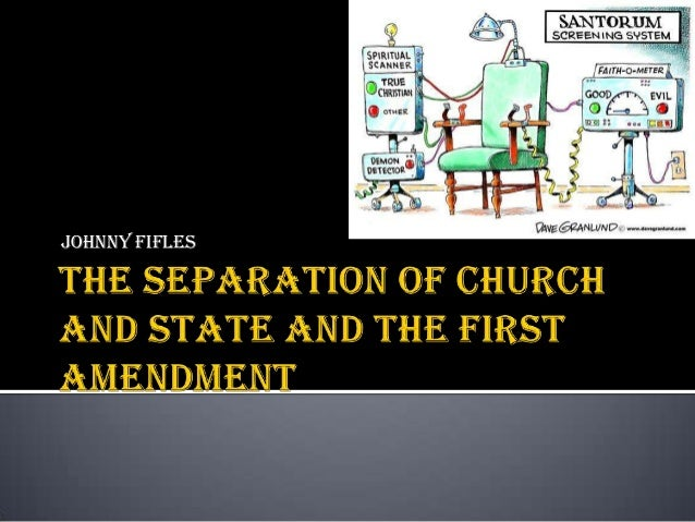 separation from church and state essay Americans united for separation of church and state has launched its second annual essay contest that invites high school students to address church-state separation issues that frequently occur in public schools.