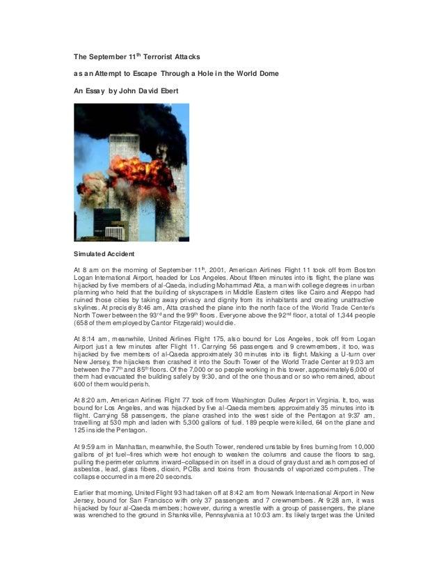 comparative mythologies the th terrorist attacks 46 4 the 11th