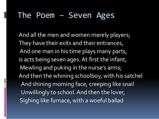 the william shakespeares poems William shakespeare (/ no shakespearean poems were included in the first folio in the late 19th century, edward dowden classified four of the late comedies as.