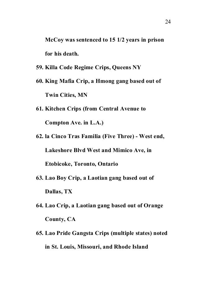 gangster disciples codes