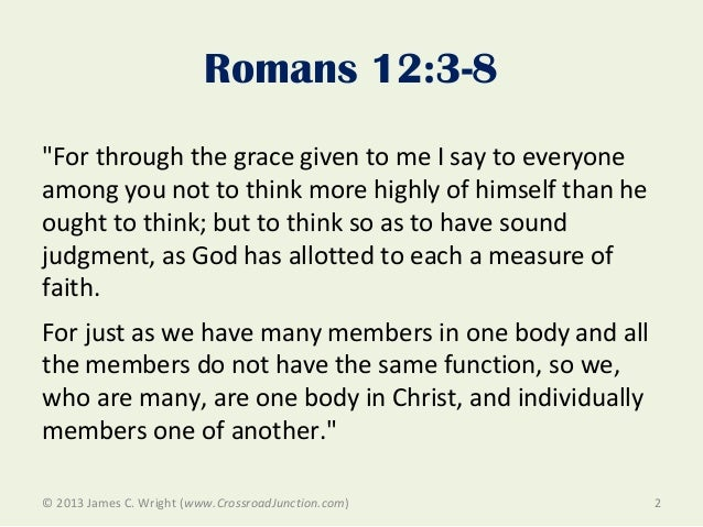Image result for romans 12