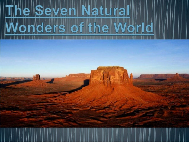 natural wonders of the world 24