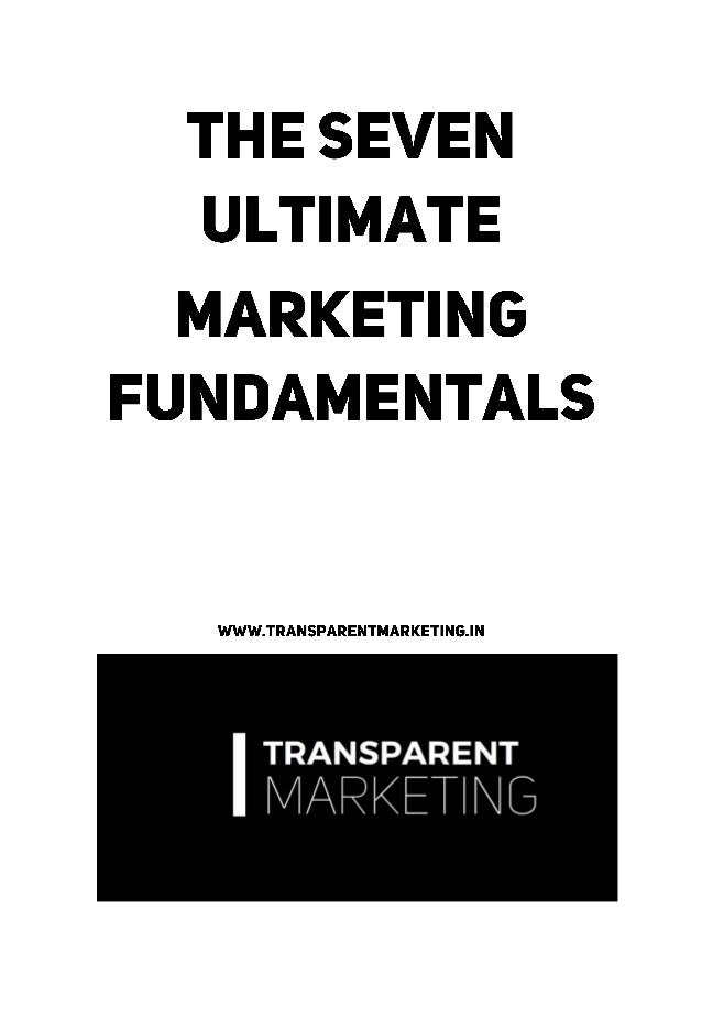 Marketing is evolving each day. A new marketing tactic takes birth within a few weeks or months. Perhaps, in future some p...