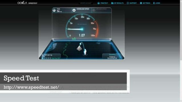 www speedtest net test speed