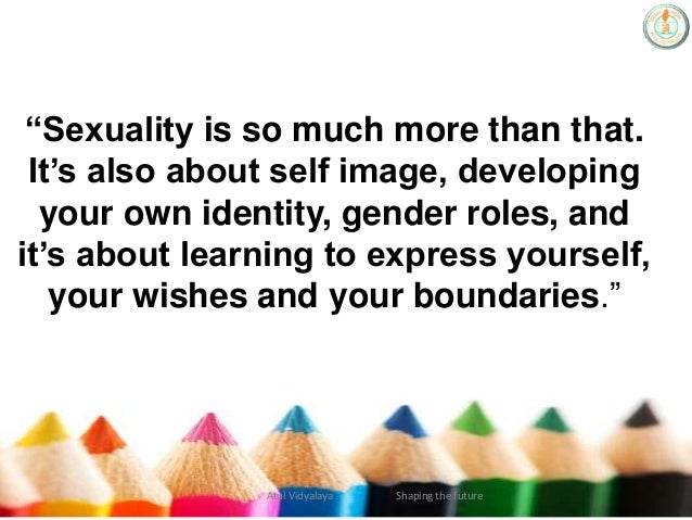 What Is Meaning Of Sexuality