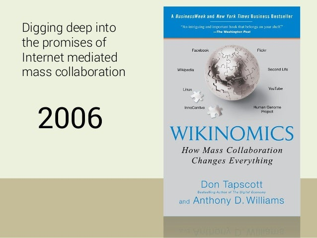 2007 Anticipating much of the new approaches to consumption and ownership