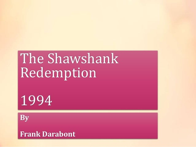 book vs movie the shawshank redemption theme The shawshank redemption by stephen king is both a wonderful film and a   the one major theme that interests me in both the film and the story is freedom   (based on the stephen king novel) actors: tim robbins, morgan freeman, bob.