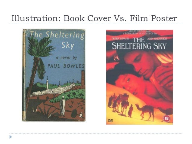 The Sheltering Sky Book
