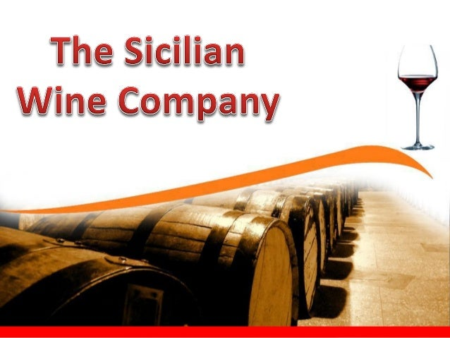 About Us At the Sicilian Wine Company, we are always working towards producing the best wines to our clients. Since we sta...