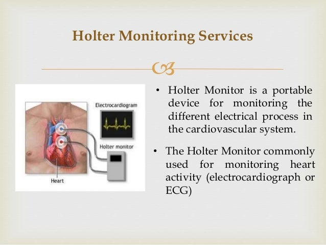 The Significance Of The Holter Monitor