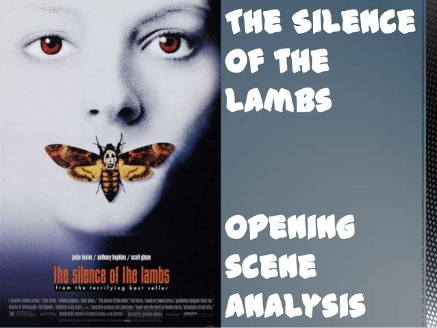 Essay: Critical Analysis of Silence of the Lambs