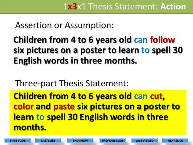 simple thesis statement Thesis statement excercises (printable version here)joe essid, university of richmond writing center david wright, furman university english department athena hensel, ur writing consultant.