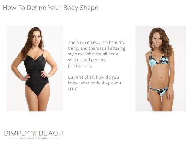 The Simply Beach Guide To Choosing Flattering Swimwear