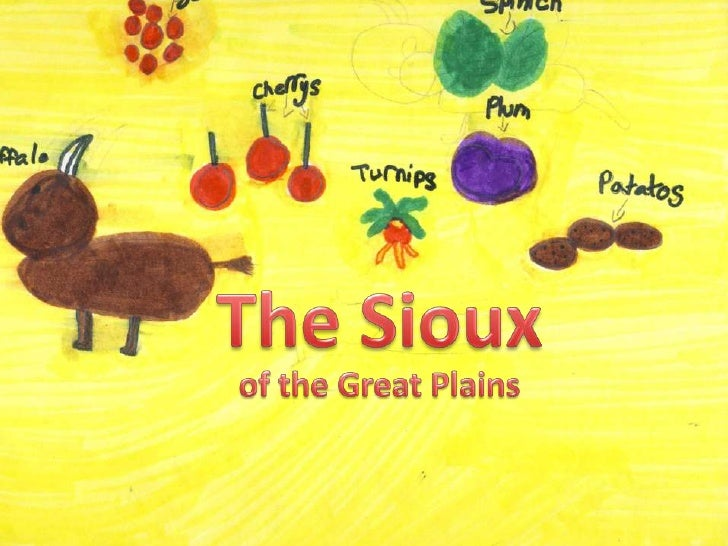 The Sioux<br />Grace smith<br />The Sioux<br />of the Great Plains<br />