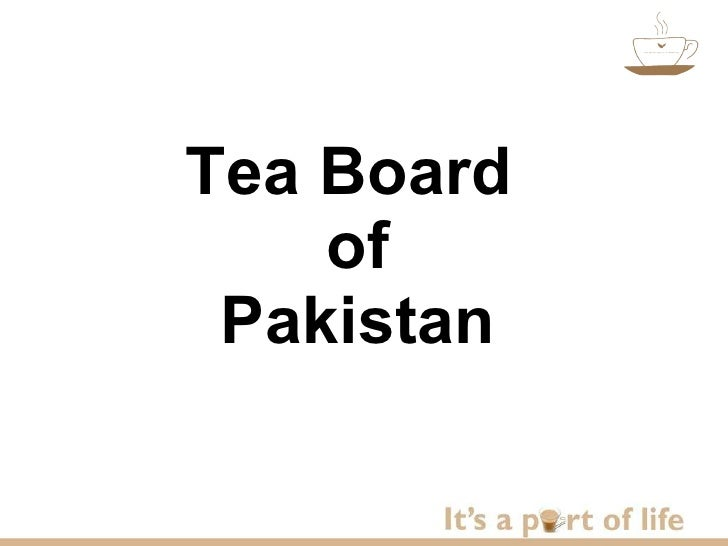 Tea Board  of Pakistan
