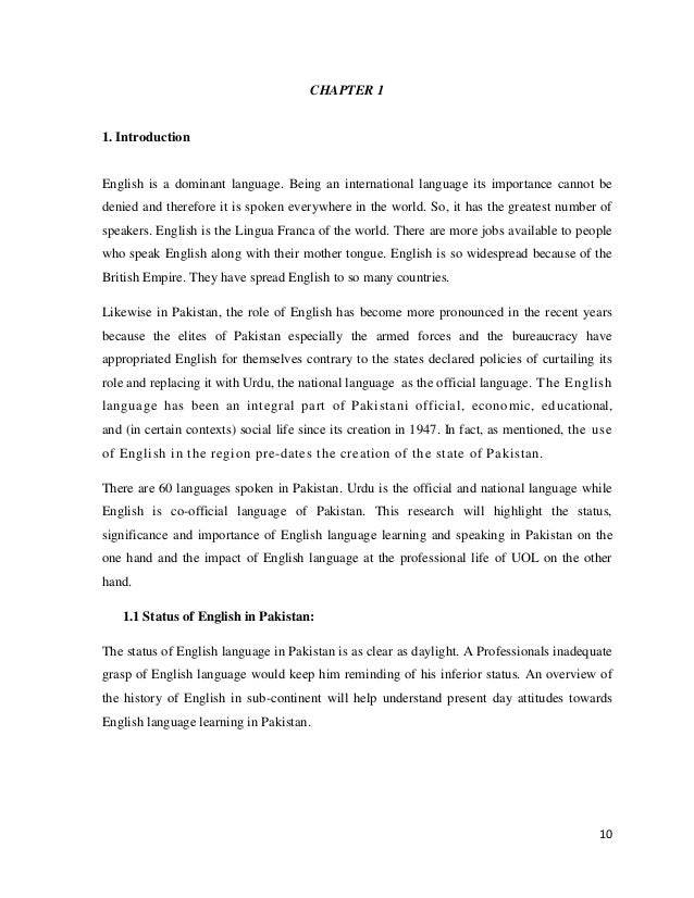 Pakistani culture essay