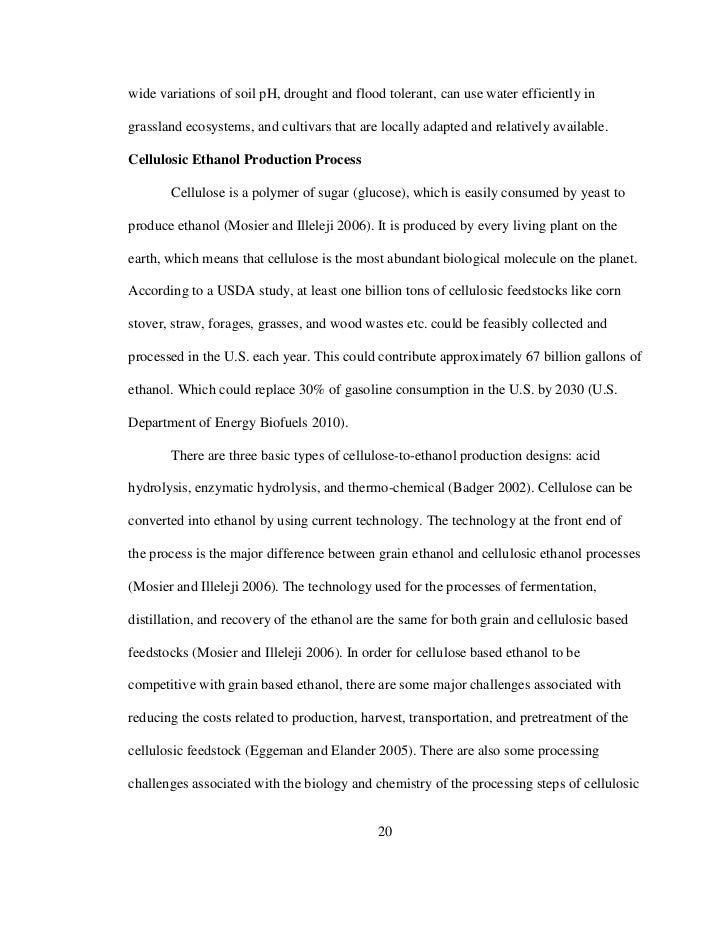 Biology research paper abstract