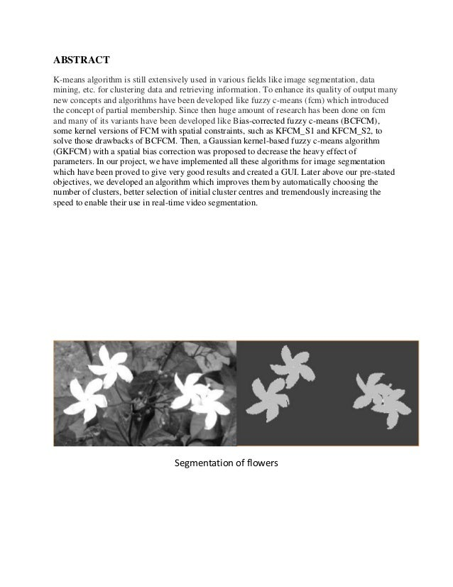 Thesis on spatial data mining