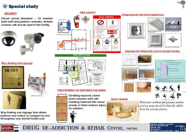 drug rehabilitation thesis