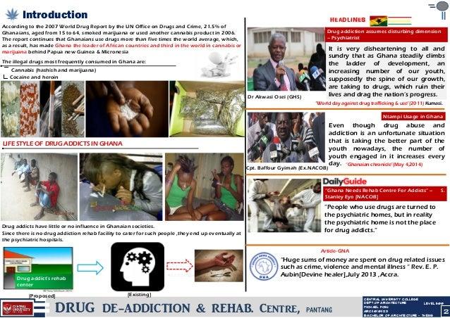 Thesis   drug rehab and detox Slide 3