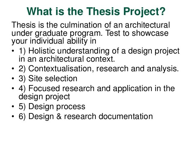How To Write A Ph.D. Thesis Introduction?