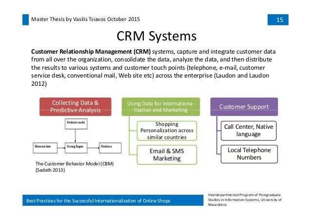 masters thesis on customer relationship management Customer relationship management crm thesis writing service to assist in writing a university customer relationship management crm dissertation for a doctorate thesis seminar.