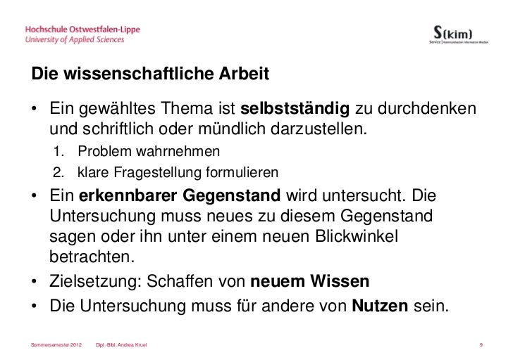Das gehört on kick the bucket Forschungsfrage